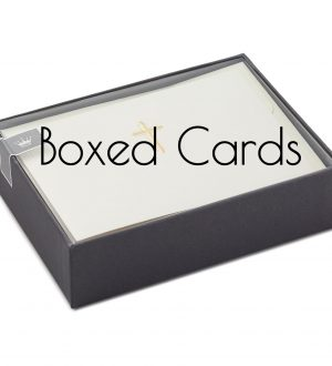 Boxed Cards