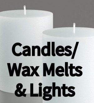 Candles / Wax Melts & Lights