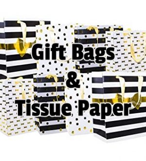 Gift Bags & Tissue Paper